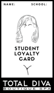 Student Loyalty Card